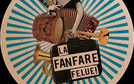 LA FANFARE FELUE AU PLUS HAUT DE CHAMBERY !