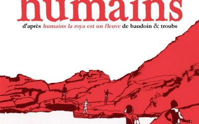 BD-SPECTACLE HUMAINS // COLLECTIF IMPROJECTION